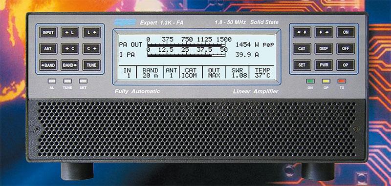 SPE - Società per l'elettronica - Expert 1 3K-FA